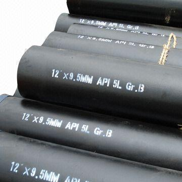 API 5L Gr A / B Carbon Steel Pipe