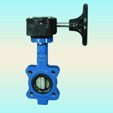 Double Offset Butterfly Valves