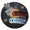 Flange Isolation Kit Type E Gaskets, Class 150#