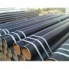 A106 Gr B Seamless Pipe, SCH 40, 8 Inch, Bevelled